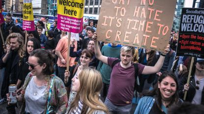 Mobilisering tegen racisme zondag voor justitiepaleis in Brussel