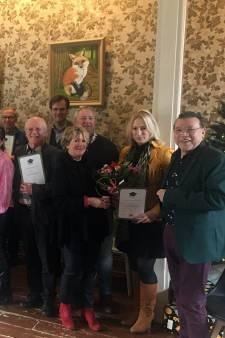 Diploma voor honderdste 'Gorcumoloog' die (bijna) alles over Gorinchem weet