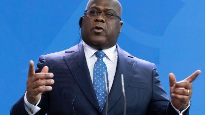 President Tshisekedi vraagt Belgen en Congolezen samen geschiedenis van kolonisatie te herschrijven