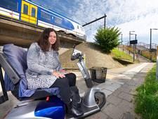 Arnhemse stations niet altijd toegankelijk voor de scootmobiel