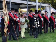 Jan van de Wouw opnieuw koning van het Sint Jorisgilde in Tilburg