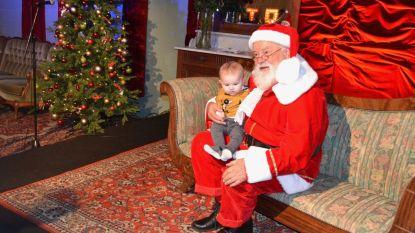 Kerstman woont tot 31 december in binnenstad