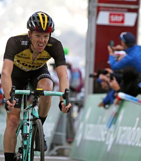 Kruijswijk en Bennett blikvangers LottoNL-Jumbo voor Vuelta