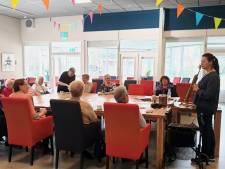 Gorcumse Marleen van Zwienen houdt 'mooi, persoonlijk gesprek over kunst' voorlopig online