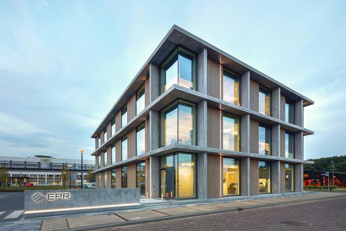 12. EPR Partner aan de Transistorweg Architectenbureau: Wiegerinck Architecten.  Opdrachtgever: Chezz Partners.