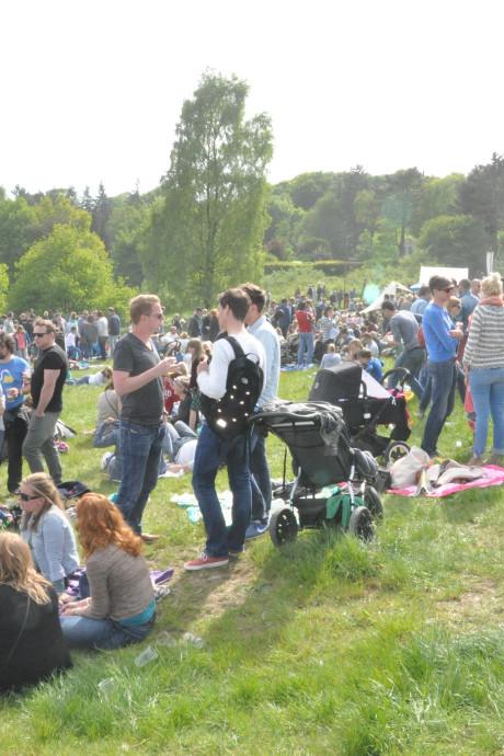 Hoogte80 Festival in Arnhem: 'Een vierdaagse van sfeer'