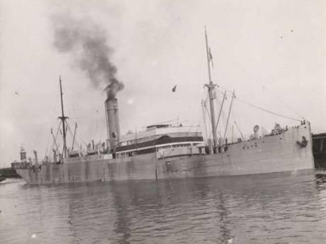 Hoe een gebombardeerd Zweeds stoomschip de Urker kotter Lummetje fataal werd