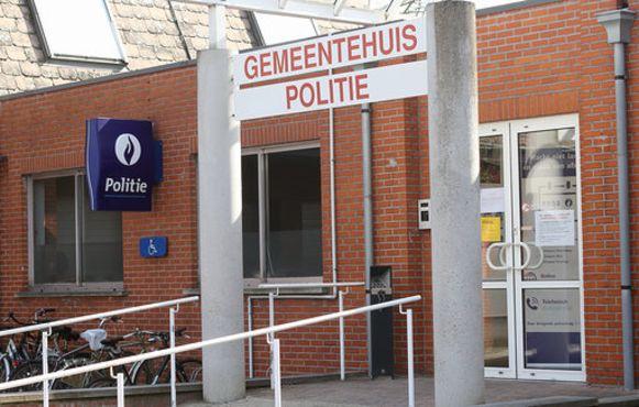 Het politiebureau in Herenthout