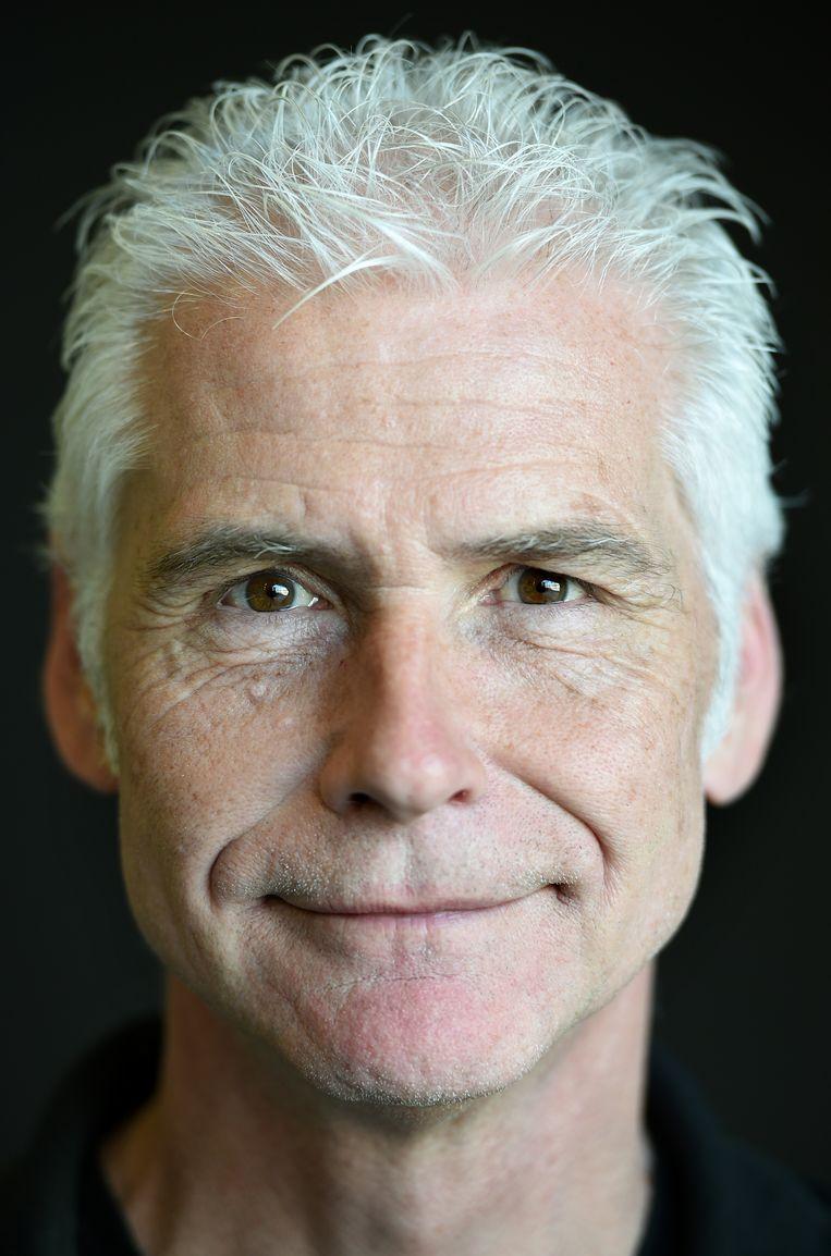 Gerard Vervoort, algemeen leider. Beeld Marcel van den Bergh
