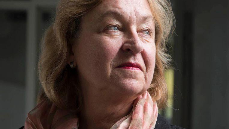 Els van Odijk begon ooit op de Rijksakademie als coördinator internationale betrekkingen Beeld Charlotte Odijk