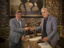 Burgemeester Hellegers voorzitter van erfgoedvereniging Heemschut