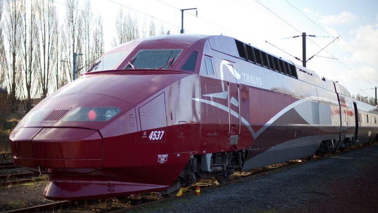 Houden Vertragingen Thalys Eurostar Bij AanBinnenland Nieuws En gfvY7b6y