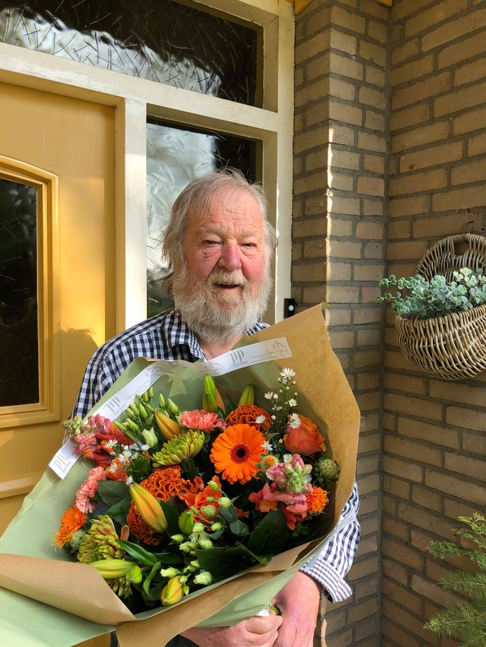 Jan Huijbers mag zich vanaf vandaag Lid in de Orde van Oranje-Nassau noemen.