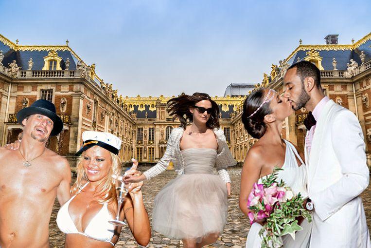Trouwen In La Douce France Deze Beroemdheden Deden Het