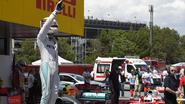 Hamilton pakt de pole in Spanje, Verstappen knap vierde