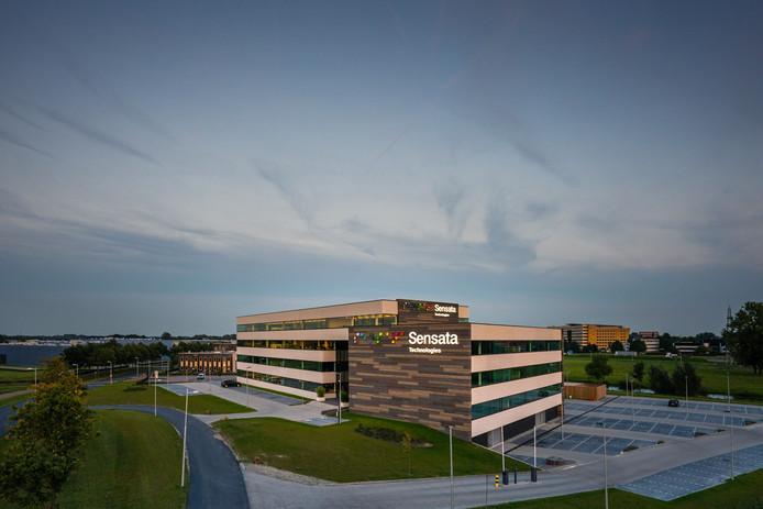 Grootste nieuwkomer in de tweede helft van vorig jaar was was het nieuwe pand van Sensata  in Hengelo met 8.000 vierkante meter.