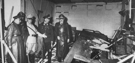 75 jaar na aanslag: 'Niet die tafel redde Hitler, maar Mussolini'