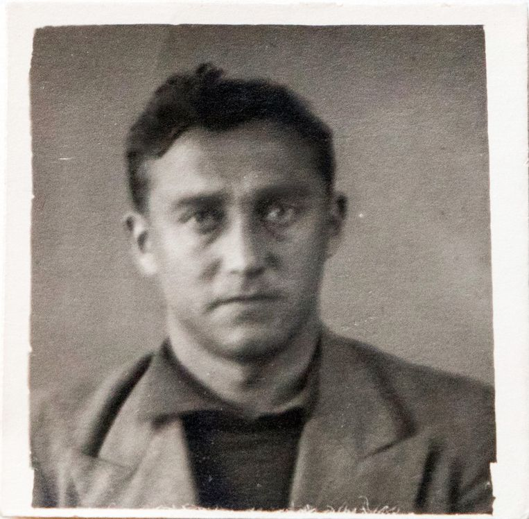 Badmeester Gerrit Blom Beeld /