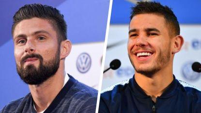 """'Haantjes' hautain of zelfbewust? """"Lloris is beter dan Courtois"""" - """"Hazard? We hebben Messi er al uitgekegeld. Hij heeft geen bal geraakt... ja toch?"""""""