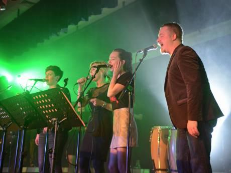 Schor meets Anywaveband op podium in Dreischor