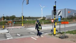 Fietser is koning in Limburg: licht staat al op groen bij aankomst aan verkeerslicht