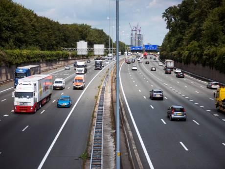 Verbreden A27 is mogelijk dankzij het verlagen van de snelheid op de snelwegen