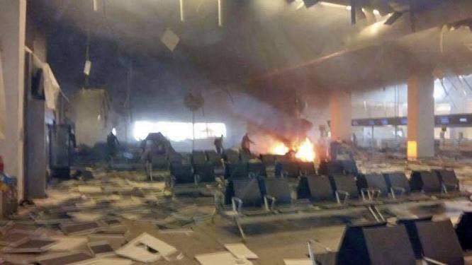 """""""We moeten nu toeslaan of we zullen wegrotten in de cel"""": audiofiles onthullen hoe terroristen Zaventem aanslag vervroegden"""