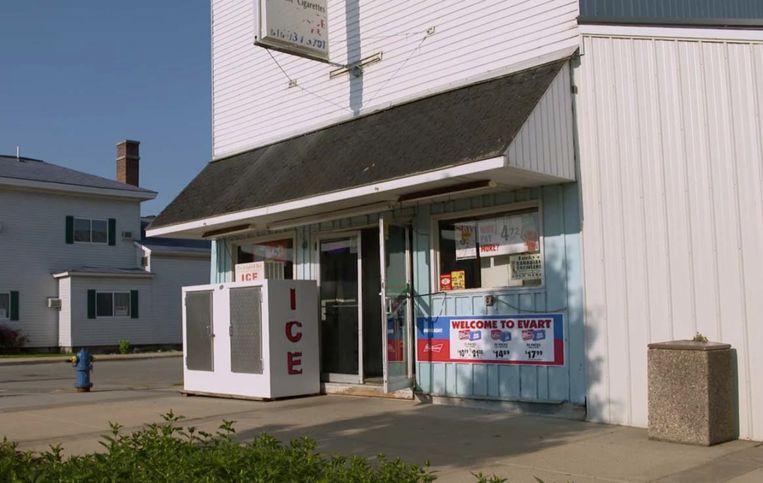 Het koppel baatte tot aan hun pensioen deze winkel uit.