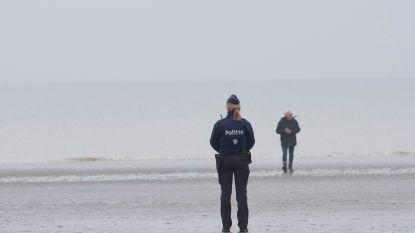 Na gekapseisd bootje met 14 transmigranten: De Panne sluit strand 's nachts af voor alle wagens