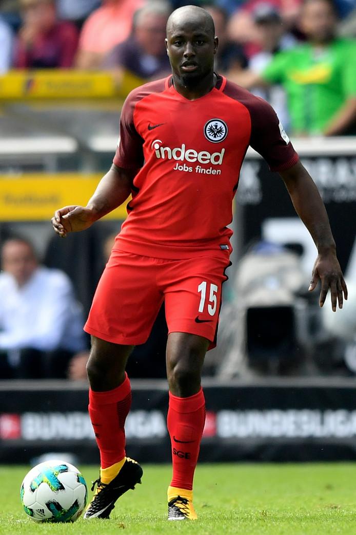 Jetro Willems speelt nu bij Eintracht Frankfurt en is door PSV niet vervangen.