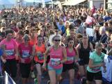 De snelste 40 loopsters in de Ladiesrun