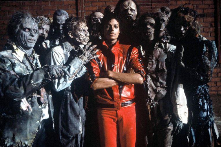 Michael Jackson: Thriller Beeld 1983