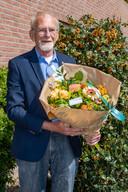 De heer M.C.W.P. (Matthé) Petersen (74) uit Hilvarenbeek