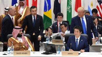 """Trump: """"Saoedische kroonprins is een goede vriend"""""""