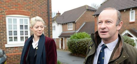Britse partij UKIP in crisis door racistische ex-vriendin partijleider