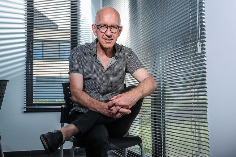 Geert Molenberghs: 'Strenge verplichtingen zijn nódig. Het verkeersreglement is er ook niet om mensen te pesten.' Beeld Photonews