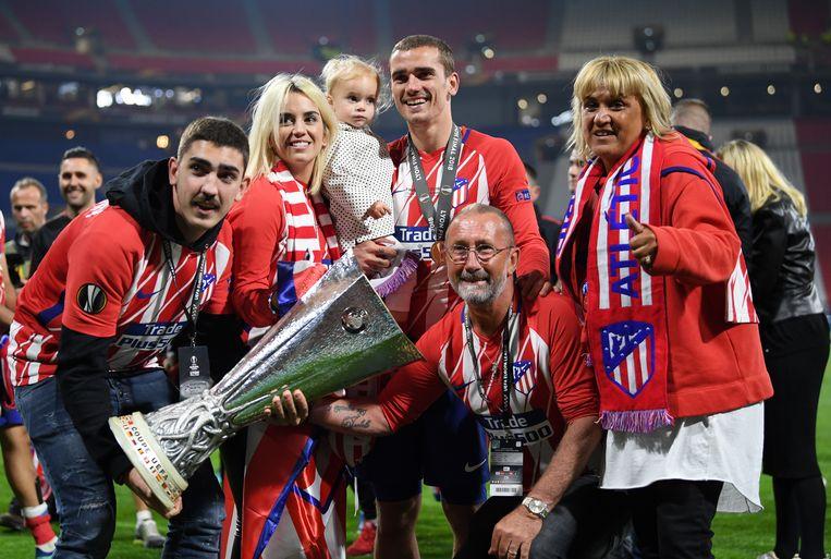 De familie Griezmann.