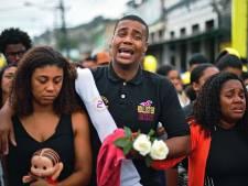 Une fillette de 8 ans tuée par une balle perdue au Brésil, la police ouvre une enquête