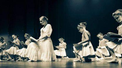 Balletschool Josée Nicola geeft jaarlijks recital in CC Den Amer