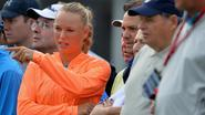 Wozniacki staat McIlroy met raad en daad bij in Florida