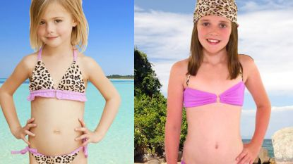 """""""Bikini's van Liz Hurley dragen bij tot seksualisering van meisjes"""""""
