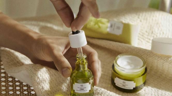 High on beauty: dankzij The Body Shop kan je cannabis smeren op je gezicht