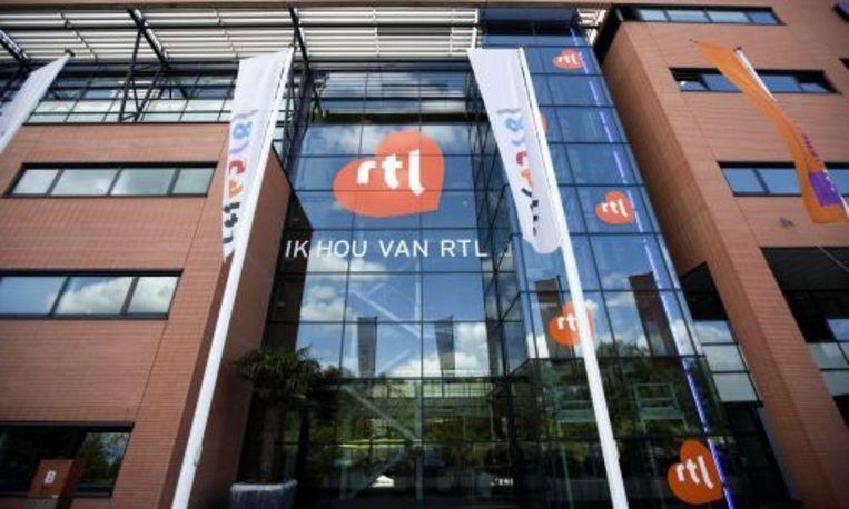 Hoofdkantoor RTL. ANP Beeld