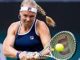 Bertens verliest finale Libema Open