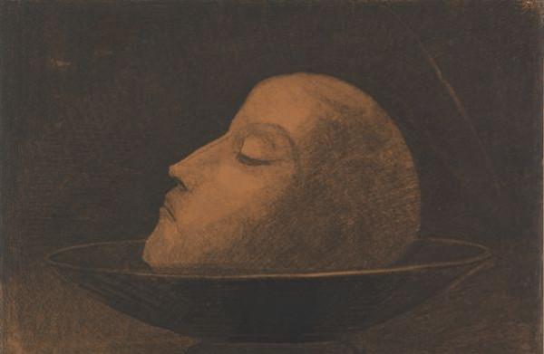 Het werk van Redon is **hallucinerend**, op het duistere af (vier sterren)