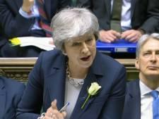 "Quand Theresa May compare la ""remontada"" de Liverpool au Brexit"