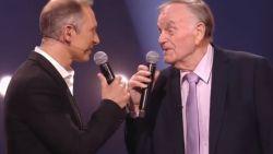 Kippenvel! Frans (84) beleeft zijn allergrootste droom en zingt samen met Helmut Lotti