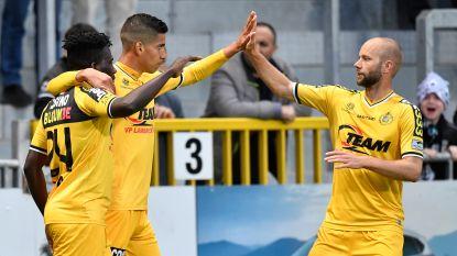 Zesde match zonder verlies voor Lokeren: freewheelend naar groepszege
