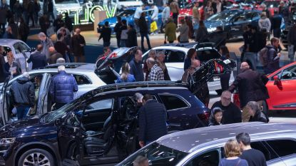 Autoverkoop in EU met 7,5 procent gedaald in januari