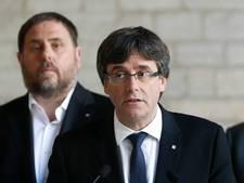 Premier Catalonië: Spanje heeft onze autonomie opgeheven